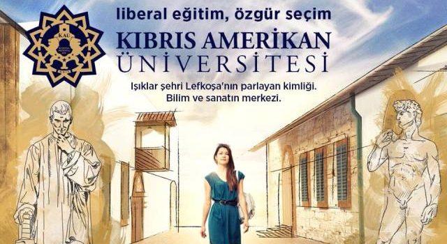 KIBRIS AMERİKAN ÜNİVERSİTESİ (KKTC-LEFKOŞA)